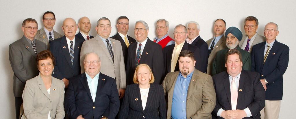 Club Members April 2013