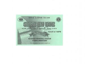 SAE Ticket Generic